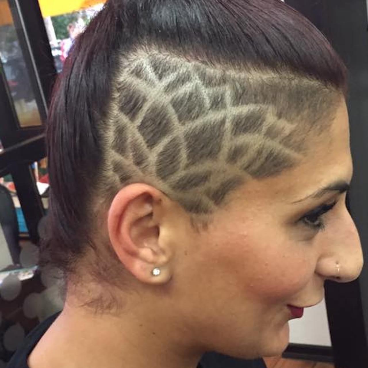 barbering tattoo