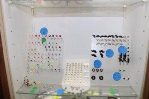 opal piercing jewellery