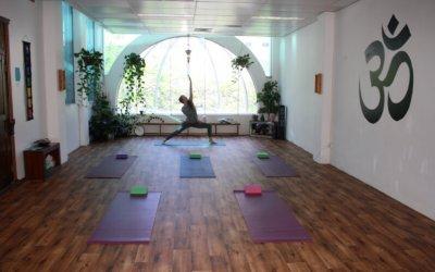 Yoga at Chameleon